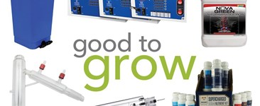 Good to Grow: Nutrient Kits, Bucket Systems, Light Bulbs, and CO2 Generators