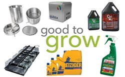 Good to Grow: Nutrients, Fungicides, Filters, Software, and More
