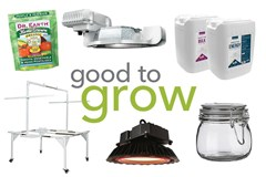 Good to Grow: New Lighting Systems and Organic Fertilizers