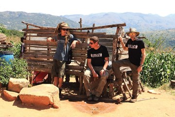 The Strain Hunters: Loss,  Legacy, and Landraces
