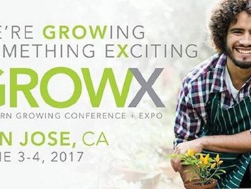 Meet the Maximum Yield Team at the San Jose GrowX Show, June 3-4 2017