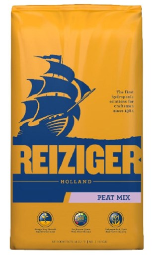 Reiziger Peat Mix
