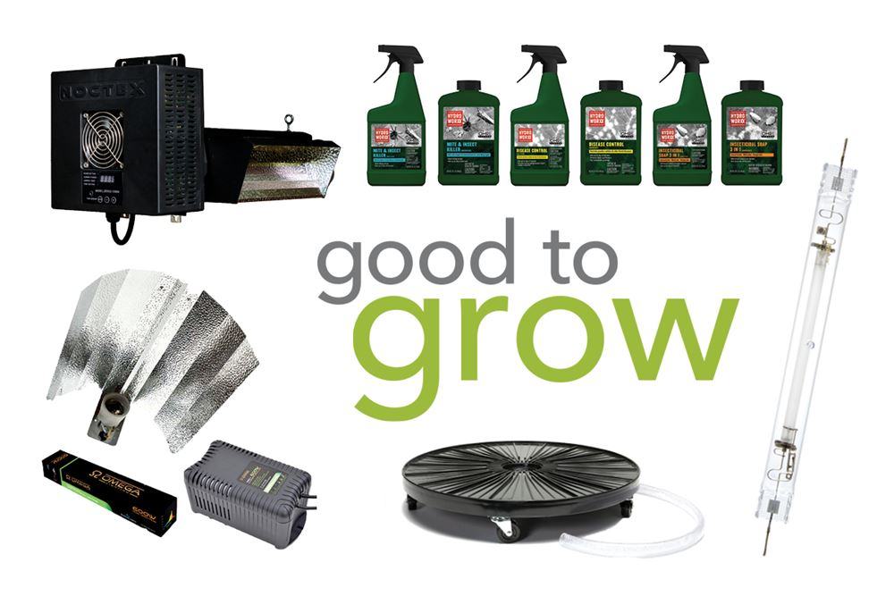 good to grow grow light kits pest control options and a hydrodolly