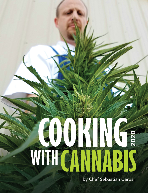 Cooking with Cannabis 2020 Cover