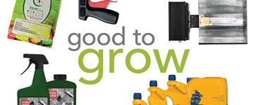 Good to Grow: Mite Killer, CMH Lighting, Sprayers, and Worm Castings