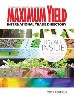 Maximum Yield Trade Directory 2017