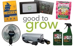 Good to Grow: Fans, Coco Pith, Insecticidal Soaps, and Bloom Boosters
