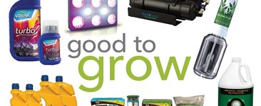 Good to Grow: Soilless Grow Media, Nutrients, Sprayers, and Boosters