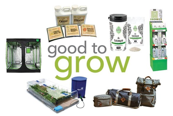 Good to Grow: Pop-Up Grow Tents, Liquid Fertilizers, Beneficial Microbes, and More