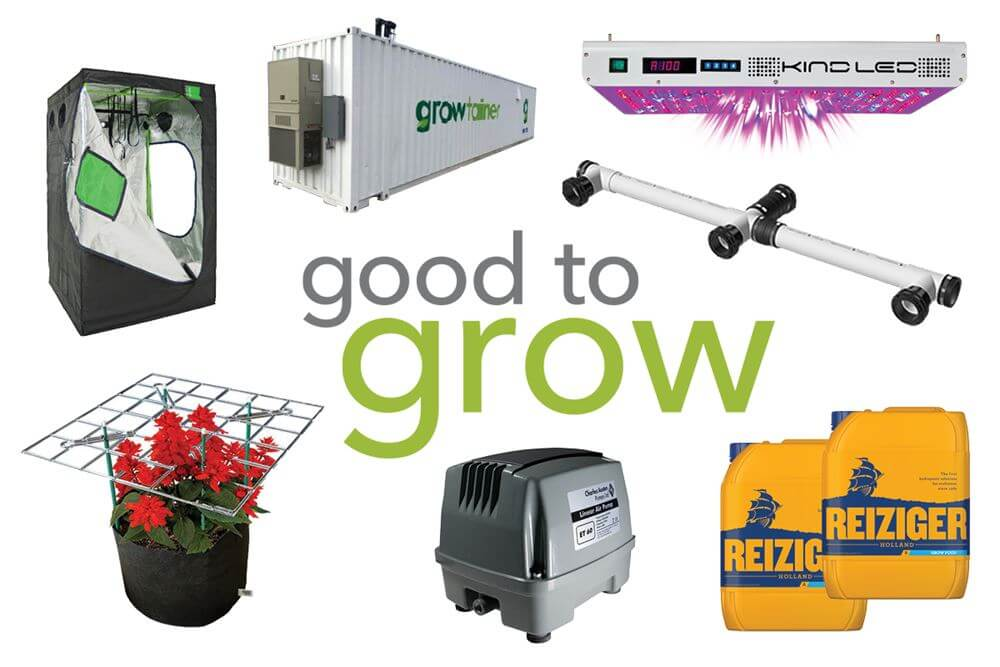 Good to Grow Trellis Kits Plant Food LEDs Grow Tents and Air Pumps  sc 1 st  Maximum Yield & to Grow: Trellis Kits Plant Food LEDs Grow Tents and Air Pumps