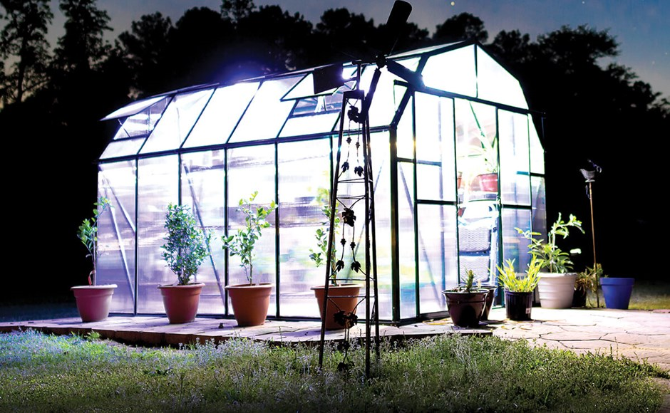 Greenhouse Glazing and its Effect on Photosynthesis