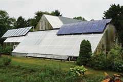 Is a Net-Zero Energy Greenhouse Really Possible?