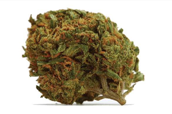 Cut & Dried: Strain Review: Durban Poison