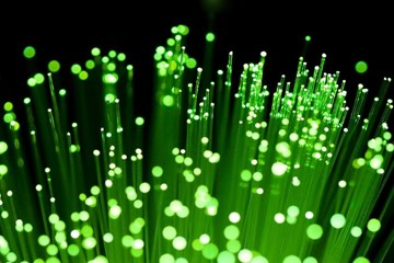 Spotlighting Fiber Optics