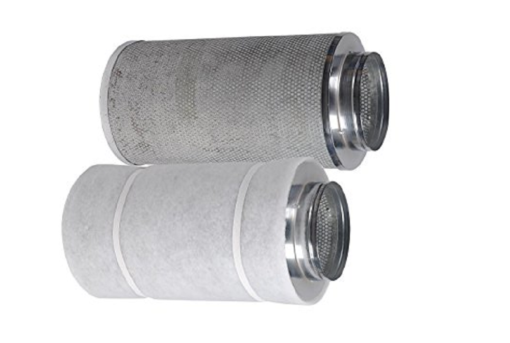 air and activated carbon filters