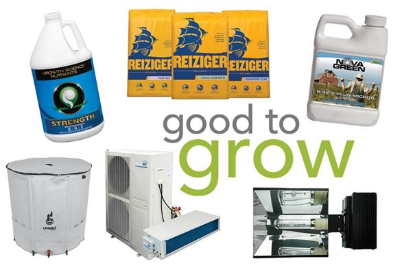Good to Grow: Reservoirs, Substrates, Environmental Control, and Nutrients
