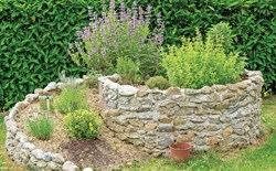 Spiraling Out: How to Build an Herb Spiral