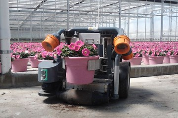 Agricultural Robotics: Here Come the Agribots