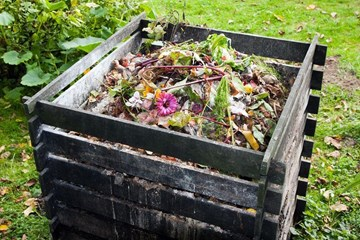 Composting...Where a Breakdown is a Good Thing