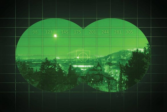 Can Cannabis Use Improve Night Vision?