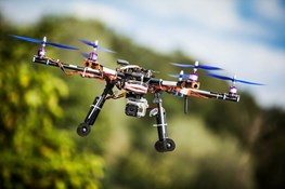 The Future of Drones in Agriculture: Here Come the Agridrones