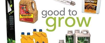 Good to Grow: Rooting Gel, LED Light Strips, Nutrients, and Fungus Gnat Control