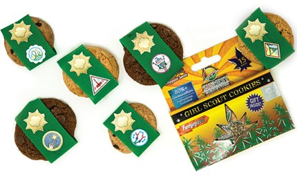 Girl Scout Cookies: The Best from The West