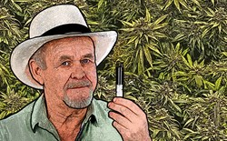 People Who Helped Shape the Cannabis Industry: Rick Simpson