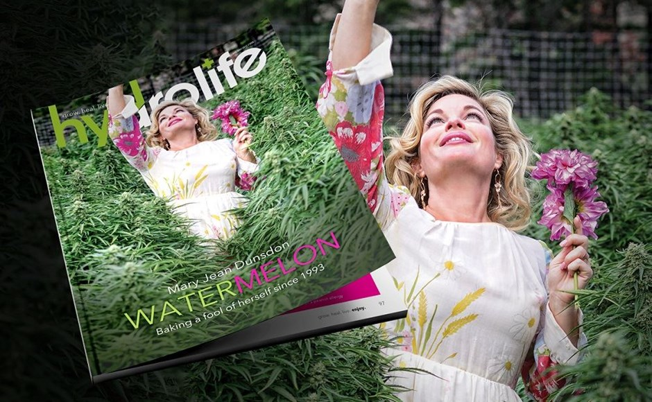 Watermelon's Cover Girl Aspirations: From Selling Pot on Wreck Beach to Gracing the Cover of Magazines