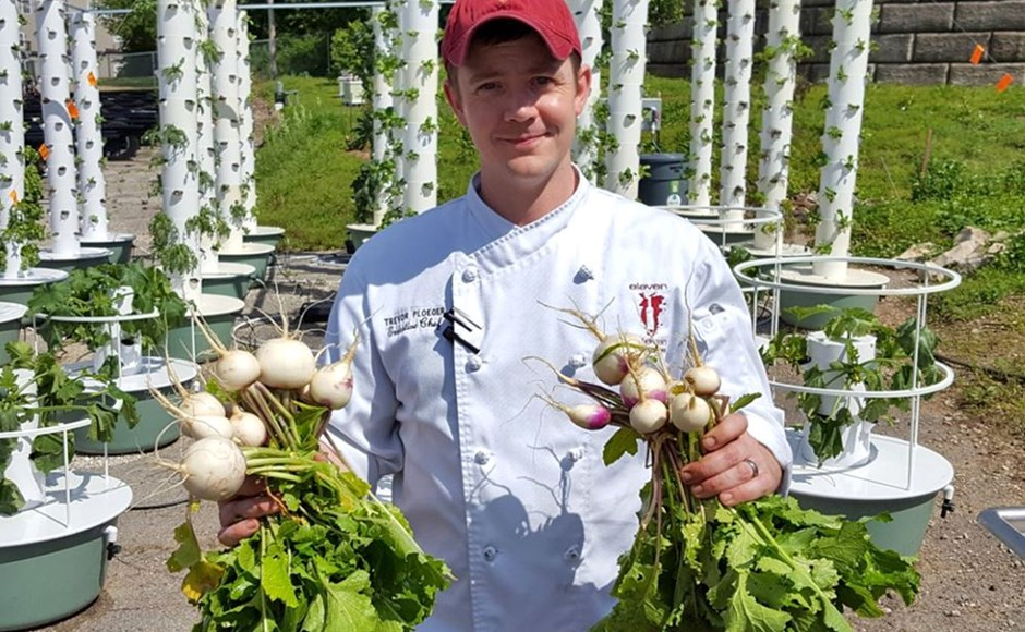 Farm to Table: Hamilton Hospitality