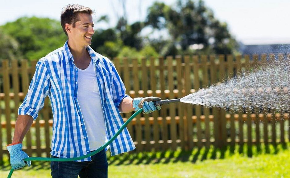 Hold That Hose! Summer Garden Watering Advice