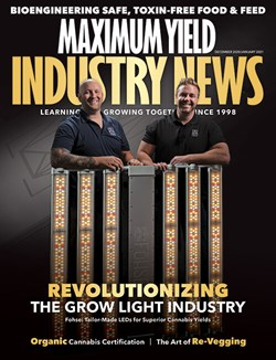 Maximum Yield's Industry News Issue #6 2020