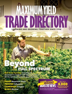 Maximum Yield's 2019 Trade Directory + Industry News Special Edition