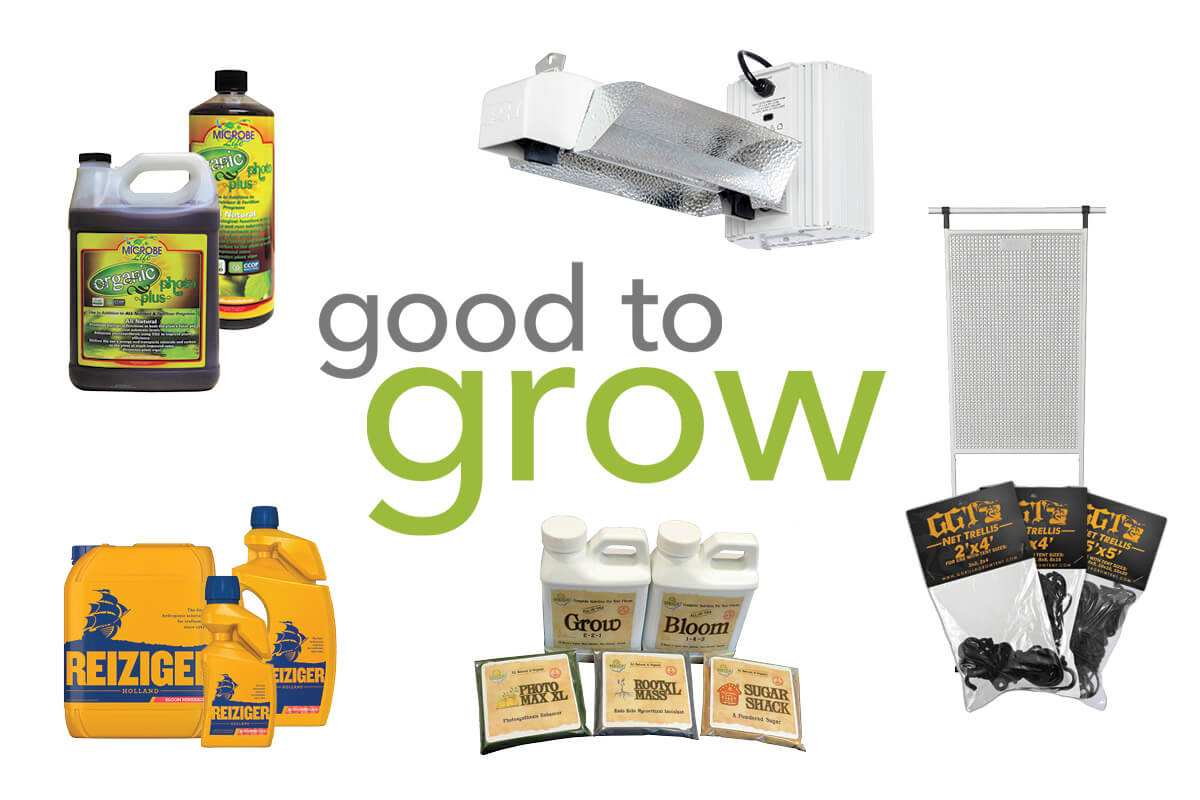 Good to Grow Grow Tent Accessories Liquid Fertilizers and Bloom Boosters  sc 1 st  Maximum Yield & to Grow: Grow Tent Accessories Liquid Fertilizers and Bloom Boosters