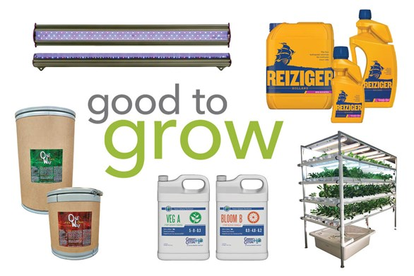 Good to Grow: LED Bar Lights, Liquid Fertilizers, NFT Systems, and Bud Boosters
