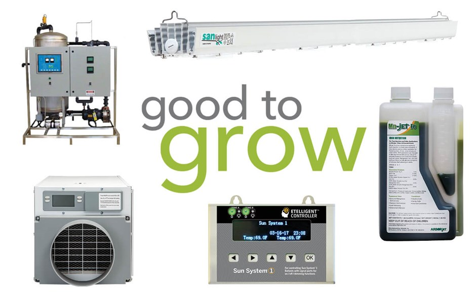 to Grow: Humidity Control, Lighting Systems, and Ozone Generators