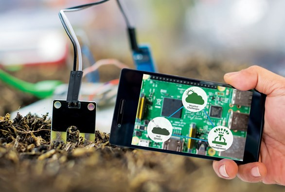Low Cost Sensors and Greenhouse Control Systems: Raspberry Pi
