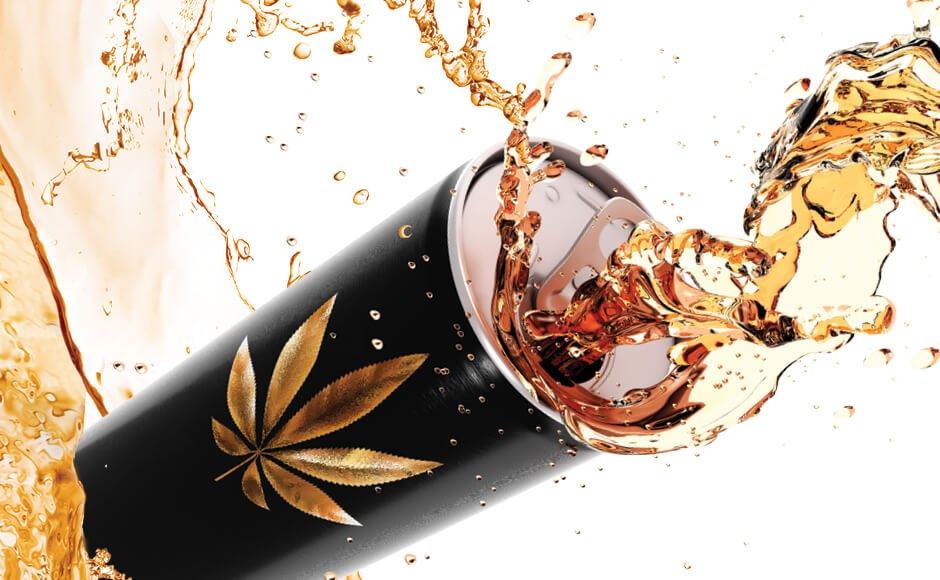 Catching the Cannabis Beverage Wave
