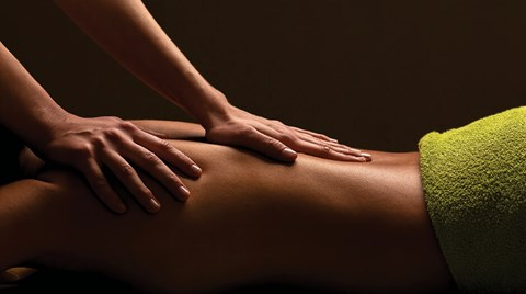 Cannabis-infused therapeutic massages are known to provide physical and mental relaxation.