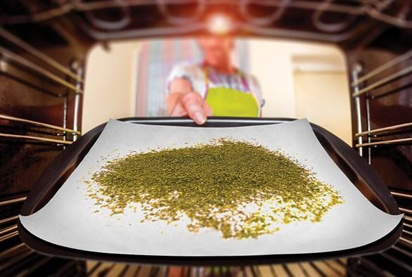 Decarboxylation: Activating THC in Cannabis