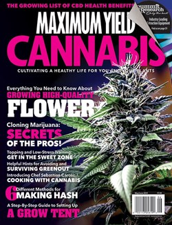 Maximum Yield Cannabis Canadian Edition Issue #3 2019