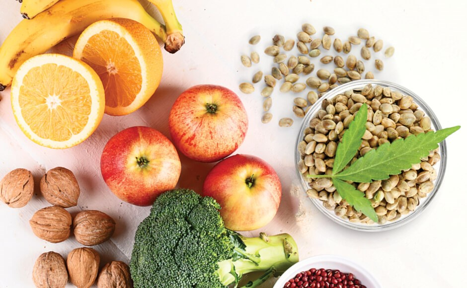 Is Cannabis a Superfood?