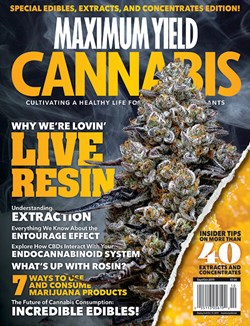 SPECIAL EDITION! Maximum Yield Cannabis USA Edition Issue #5 2019