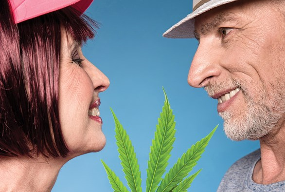 Baby Boomers and Medical Marijuana: A Budding Relationship?