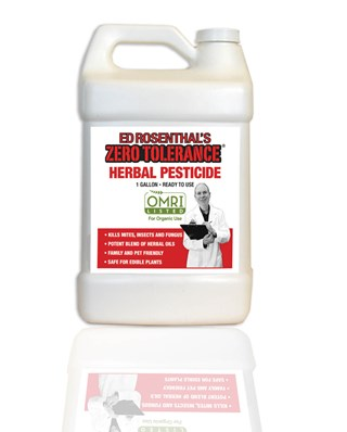 Ed Rosenthal's Zero Tolerance Herbal Ready-To-Use Pesticide
