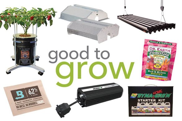 Good to Grow: Bloom Boosters, Starter Kits, and Humidity Control Packs