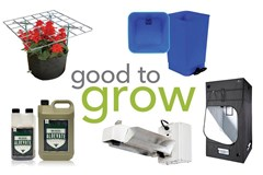 Good to Grow: Grow Tents, Reservoirs, Plant Tonics, and SCROG Systems